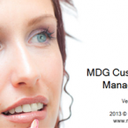MDG Customers Management